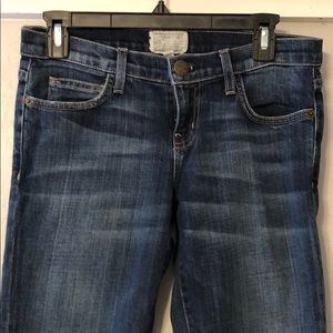 Current Elliot - the rolled skinny jean